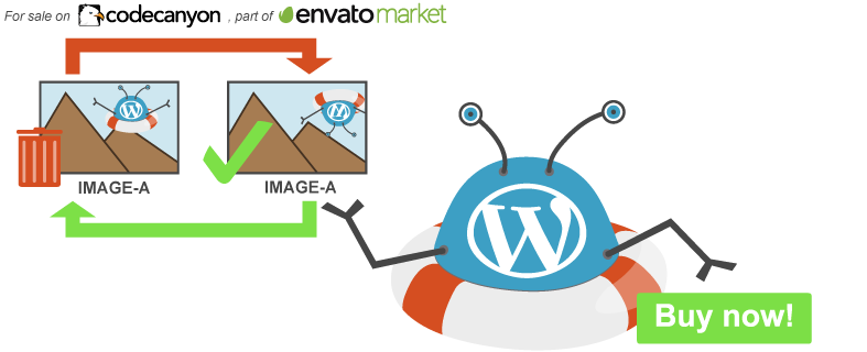 Image of the WeePie Image Overwrite Plugin for WordPress