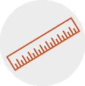 icon measurement